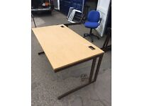 We have a whole range of cheap office desks on clearance @ just £20 each