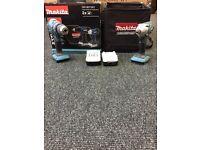 Makita Drill and Driver set