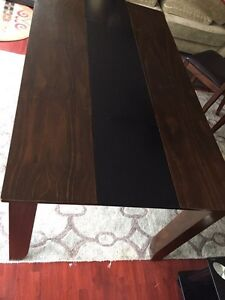 New my dinning room table