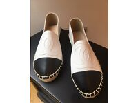 Chanel Espadrilles PLEASE SEE PICTURES AND AD