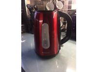 Hotpoint Red Kettle