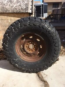 Toyo Open Country 31x10.50R15