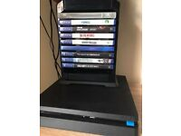 PS4 Slim 500GB 2 Dualshocks Games and Accessories