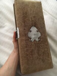 Antique 19th Century photo album