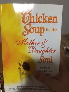 Chicken soup for mother/daughter