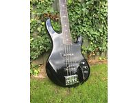 £340 Today only. Need gone. PRS SE Kestrel Bass guitar with gig bag.