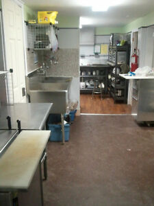 Commercial Kitchen to Rent London Ontario image 1
