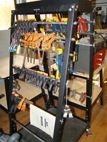 Complete Woodworking Shop Up for Auction