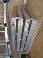 ( 2 ) THREE FOOT DRYWALL TALL BENCHS (2 FOR 150 )