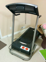 Weslo Treadmill, top of the line, new condition!!