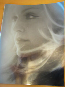 Madonna - Official Program - Drowned World Tour 2001 Kitchener / Waterloo Kitchener Area image 1