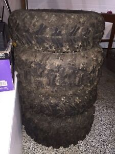 Quad Tires for Sale Strathcona County Edmonton Area image 1