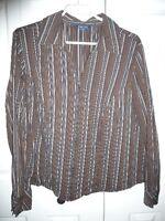 Reitman's blouse with Zipper size 18 Saint John New Brunswick Preview