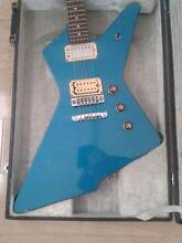 1981 IBANEZ VINTAGE DT50 DESTROYER REGAL BLUE Newcastle 2300 Newcastle Area Preview