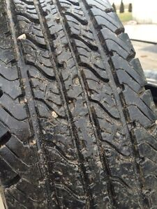 Trailer tires 235/85R16