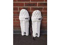 Boys GM cricket pads
