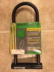 Kyrptonite locks