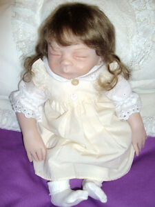 Newborn Baby Doll Margaret