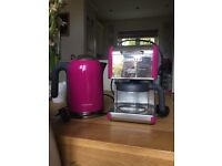 Kettle and coffee machine