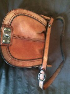 Vintage Fossil leather purse London Ontario image 1
