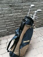 Ensemble de golf complet gaucher 120$
