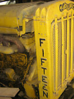 ''WANTED'' PARTS FOR 1930 CAT CRAWLER/DOZER