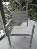 Chaises Falster Ikea - 50$ chacune