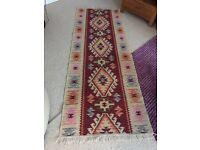 Beautiful Turkish runner rug
