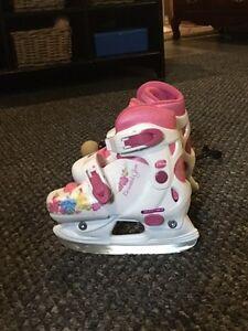 Girls skates