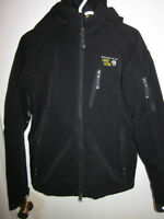 MENS MOUNTAIN HARDWEAR PRIMALOFT INSULATED HOODED JACKET SIZE S