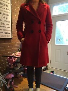Mango wool coat medium West Island Greater Montréal image 1