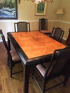 Set de salle à manger magnifique