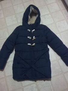 2 winter jackets for girls