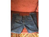 Men's Levi jeans w30 l30