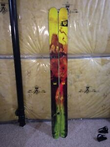 CRJ size 180 skis for sale