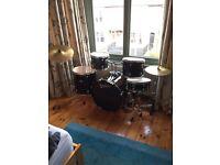 Premier beginners drum kit
