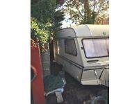 2 berth caravan elddis NEED GONE ASAP
