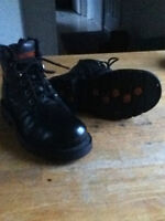harley boots size 8