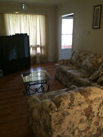$500 weekly 3bedms+sunporch house WIFI & all utilities incl avai