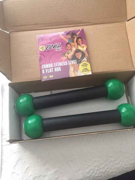 Zumba fitnessin Brentford, LondonGumtree - Zumba fitness bought for £46 and Zumba fitness live DVD new unopened