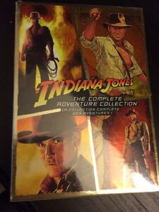 *BRAND NEW* Indiana Jones: The Complete Adventure Collection