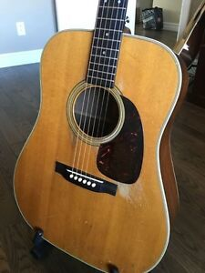 1959 Martin D-28 (Prefer sale, but might trade for classic car)