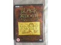 Black Adder Remastered