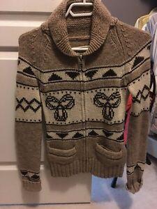 Tna sweater size xsm
