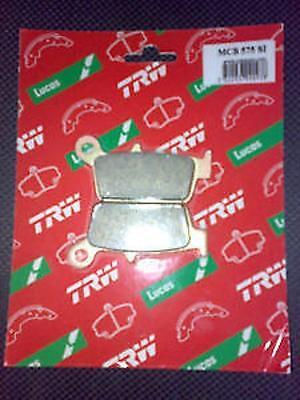 Bremsbeläge Sinter für TM Racing MX 85 125 144 250
