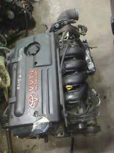 Toyota Engine Transmission Yaris auto parts