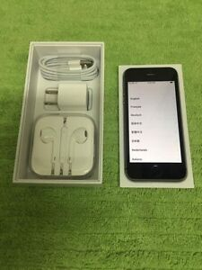 iPhone 5s with Koodo totally brand new 4 days old