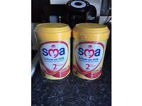 Sma baby milk 6+ months