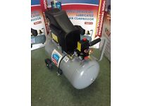 50 Litre Air Compressor + comes free with 5pcs Kit
