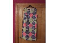 Daisy Mae Floral Dress - Size 12